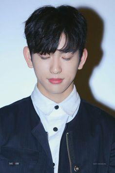Beautiful eyelash GOT7 Jinyoung