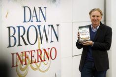 'Inferno' najlepiej sprzedającą się książką 2013 roku