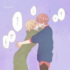 Manga Couple, Romance, Couple Drawings, Anime Couples, Dahlia, Artist, Cute, Illustrations, Girls