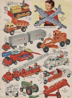 Mattel Toys From the 1960 - Bing Images Vintage Advertisements, Vintage Ads, Vintage Stuff, Vintage Dolls, Classic Trucks, Classic Toys, Sears Toys, 1960s Toys, Toy Catalogs