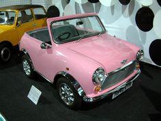 mini cars | Mini Chop Beaulieu Classic Car Picture Gallery
