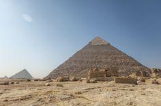 The Secret to Building the Pyramids? Wet Sand - D-brief | DiscoverMagazine.com