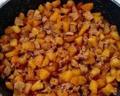 Hungarian Recipes, Easy Cooking, Bacon, Dinner Recipes, Food And Drink, Health Fitness, Lunch, Meat, Vegetables