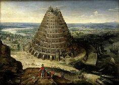 Valckenborch, La Tour de Babel