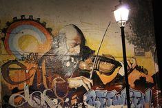 el Realejo, Granada - el niño de las pinturas