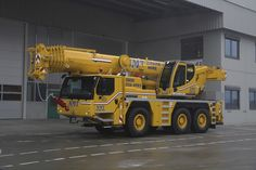 NMT Crane Hire takes delivery of 40th crane in their 40th year of business - a Liebherr LTM1060-3.1  #cranepedia