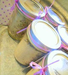 Cheap Chic Home: Guest Post Lavendar Bath Salts by The Vintage Farmhouse