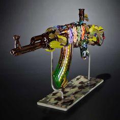 """Robert Mickelsen X Calm - """"Mother Nature's Gun"""""""