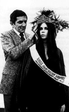 Miss American Vampire, 1970.