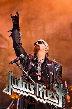 "Rob Halford - I still remember when Rob ""came out"" and the music world expected a huge riot! Instead, the vast majority of Priest fans were like ""So?"""