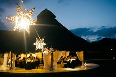 Can we use some of these lights at Villa del Oso?  Maybe over the bar or the dancefloor?