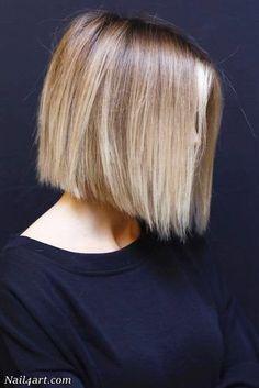 Top Hair Trends for Women 2018 - nail4art