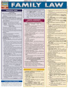 Constitutional Law Laminated Study Guide - BarCharts Publishing Inc makers of QuickStudy Family Law Attorney, Attorney At Law, Law Notes, Constitutional Law, Law And Justice, Paralegal, Law School, School Life, College Life