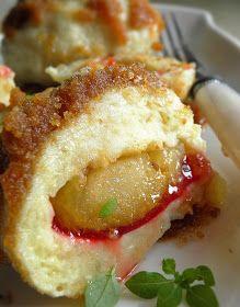 Sezon śliwkowy nie może obyć się bez knedli ze śliwkami! Pyszne ziemniaczane ciasto, delikatne i miękkie, a w środku soczysta, lekko kwaśna ...