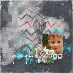 Smudges mini kit by Foxinsocks from 2014 NDC. Artsy template 24 by He{art} Journaling. Art Journaling, Smudging, Growing Up, Layouts, Artsy, Kit, Templates, Gallery, Art Diary