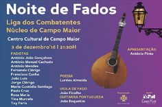 Noite de Fados do Núcleo de Campo Maior da Liga dos Combatentes no Centro Cultural | Portal Elvasnews