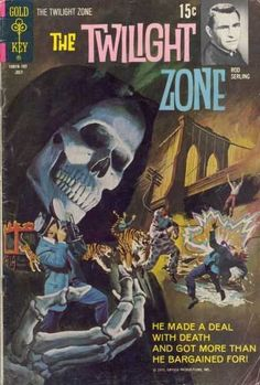 Twilight Zone #38 (Issue)