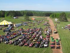 There no better way to kick of the summer than with some off-road riding, friends, and family for Memorial Day weekend! Come to Hurley, WI where we hold the largest ATV rally in Wisconsin every year. The Poker Run starts on Thursday, May 25th and ends on Sunday, May 28th. Local businesses will be offering specials all weekend long along with local raffles. On Sunday our Hurley Fire Department will host its infamous mud pit near Twin City Dairy. Come join us for a bundle of fun this Memorial…