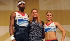 The absence of red in the new Team GB uniform has been criticised by a sports psychologist who has shown that wearing red increases the probability of victory Stella Mccartney Team Gb, Team Gb Kit, Team Gb Olympics, London Marathon, Olympic Athletes, Great Team, Red Carpet Looks, Sport Wear, Olympic Games