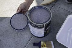 Using Granite Grip to Renew Your Concrete Patio - - If your patio is looking like it's seen better days you're in luck! Our new concrete coating, Granite Grip will refresh the look of your worn concrete. Backyard Patio, Backyard Landscaping, Backyard Swings, Cement Patio, Flagstone Patio, Pergola Patio, Concrete Floor Coatings, Concrete Resurfacing, Patio Resurfacing Ideas