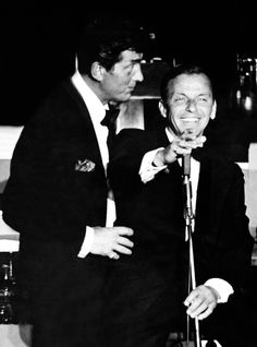 pictures of dean martin and frank sinatra | Dean Martin & Frank Sinatra