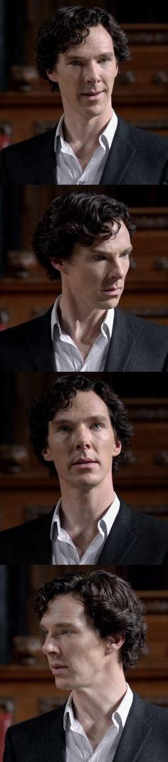the process of elimination, Sherlock~ Sign of Three