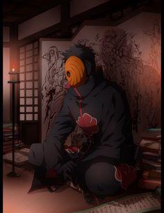 Obito Uchiha, by Pixiv Id 3962384 Susanoo Kakashi, Naruto Uzumaki, Anime Naruto, Boruto, Hinata, Akatsuki, Illustration Manga, Illustrations, Tobi Obito