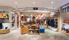 Spicy Color Nowon Lotte Department store by khanproject, Seoul » Retail Design Blog