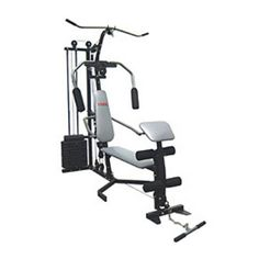 York G505 Multigym (50009) A great value gym with an integrated horizontal bench for presses http://www.comparestoreprices.co.uk/keep-fit/york-g505-multigym-50009-.asp
