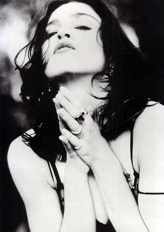 Madonna Louise Ciccone (1958) - American singer, songwriter, actress, businesswomen. Photo © Herb Ritts Foundation