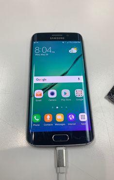 Samsung Edge Sprint Clean Esn on Mercari Galaxy Phone, Samsung Galaxy, Galaxy Note 5, Smartphone, Cleaning, Technology, Tech, Tecnologia, Home Cleaning