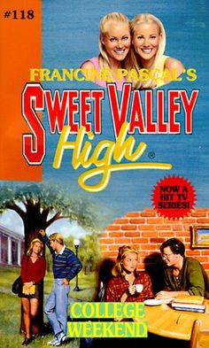 College Weekend  (Sweet Valley High #118)
