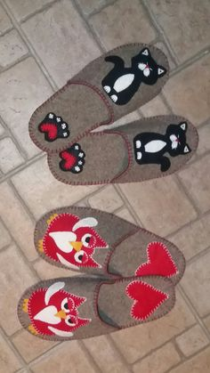 Paper Crafts For Kids, Diy Home Crafts, Small Sewing Projects, Felted Slippers, Quilling Designs, Crochet Diagram, Crochet Art, Felt Diy, Creations