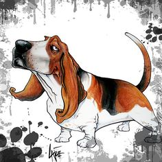 Basset to Paint