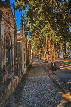 Cemitério dos Prazeres - Lisbon, Portugal