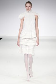 Olivia Andres - BA Fashion Knitwear Design 2015