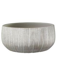 Ronda Bowl - Κρεμ Decorative Bowls, Ottoman, Chair, Furniture, Home Decor, Decoration Home, Room Decor, Home Furnishings, Stool