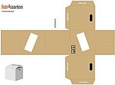 kleine bouwplaten (doosjes)