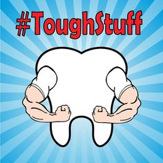 Tooth enamel is HARD.  It is the hardest substance in your body.  Which is a good thing because its your body's last line of defense against Mouth Monsters!  #ToughStuff - Plainfield Pediatric Dentistry | (815) 439-7811 | http://ift.tt/1pZzqIU