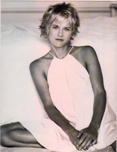 Meg Ryan always has great hair...next haircut for me though I have no illusions that I will look the same...