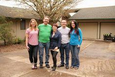 Roddy Roddy & his family