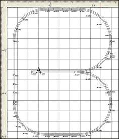 Track Plans and Ideas – Trainz Ho Trains, Model Trains, Diorama, Lionel Trains Layout, Model Railway Track Plans, Train Table, Perfect Model, Model Train Layouts, Train Set