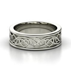 Sterling Silver Wedding Rings,Silver Wedding Bands,Silver Wedding ...