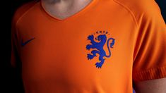 Lion crest on Dutch national football kits has sex change for women's team
