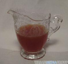 Cranberry Balsamic Vinagrette