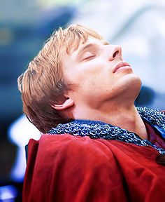 Bradley James - The face of an angel. (Slightly brain damaged angel...)