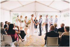 #North Shore Cafe Wedding Hamilton #wedding ceremony #wedding ideas