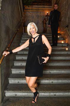 Mr. Blasberg's Best-Dressed List: Milan Fashion Week Spring 2014 Edition - Linda Fargo