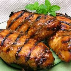 Shoyu Chicken... hawaiian recipe... marinated in soy sauce, brown sugar, garlic, ginger, spices, etc