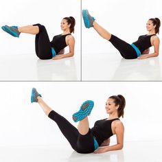 The Better Sex Workout - Leg Extension